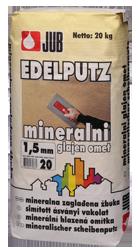 Mineralni zaglađeni malter